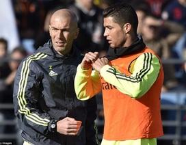 Zidane gây sốt ngay trong ngày ra mắt Real Madrid