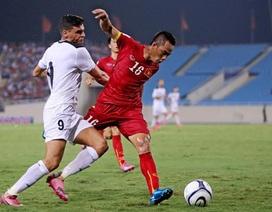 Việt Nam bị Thái Lan bỏ xa trên bảng xếp hạng FIFA