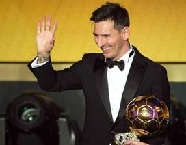 10 kỷ lục vĩ đại của Leo Messi