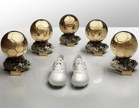 """Messi khoe """"vũ khí"""" độc sau khi giành Quả bóng vàng thứ 5"""