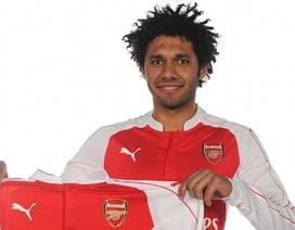 Arsenal chính thức chiêu mộ tân binh đầu tiên