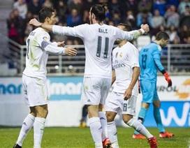 """Real Madrid vẫn là """"vua"""" kiếm tiền, Barca vượt mặt MU"""