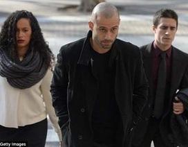 Mascherano bị kết án 1 năm tù vì trốn thuế