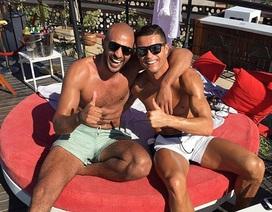 Real Madrid cấm C.Ronaldo tới thăm võ sĩ Marốc