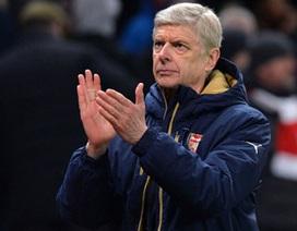 Vì Arsenal, HLV Wenger hoãn ngày nghỉ hưu