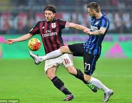 Inter bị vùi dập tan nát trong trận derby Milan