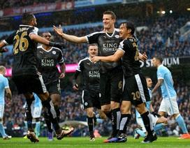 Leicester trở thành ứng cử viên số 1 cho ngôi vô địch