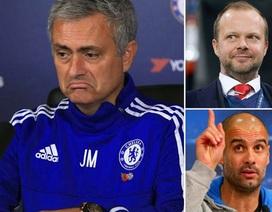 """Nhận lương """"khủng"""" ở MU, Mourinho vẫn kém xa Guardiola"""
