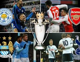 "Mùa giải ""điên rồ"" ở Premier League"