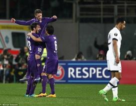 Người Anh gây thất vọng lớn ở Europa League