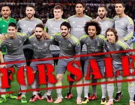 Real Madrid thay máu lực lượng, 10 ngôi sao phải ra đi