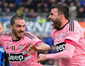 Quên đi thảm bại, Juventus giành lại ngôi đầu