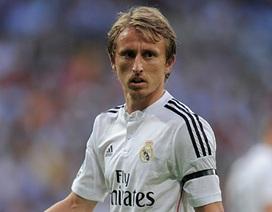 Lộ bản hợp đồng với mức lương bèo bọt của Luka Modric