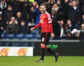 """""""Tội đồ"""" Juan Mata hối hận vì báo hại MU"""