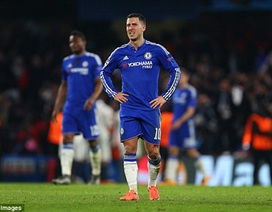 Chelsea đến lúc cần bán Eden Hazard?