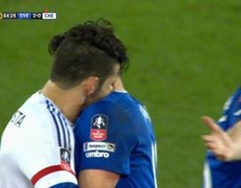 Diego Costa bị nghi cắn người