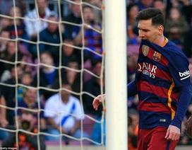 Messi và Barcelona lập kỷ lục… không ai muốn