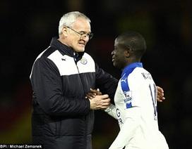 Sir Alex Ferguson ủng hộ Leicester City vô địch Premier League