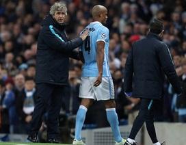 Man City tổn thất nghiêm trọng trước trận derby Manchester