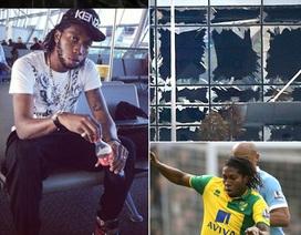 Ngôi sao Premier League thoát chết trong gang tấc ở vụ khủng bố tại Bỉ
