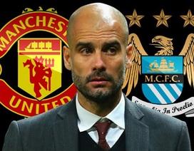 Pep Guardiola có thể ra mắt Man City ở trận gặp MU