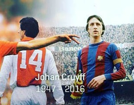 """Johan Cruyff: Vị """"sứ giả"""" của Chúa trời"""