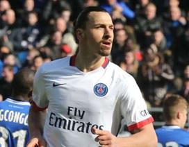 Ibrahimovic tính bỏ PSG, tới thi đấu ở Premier League