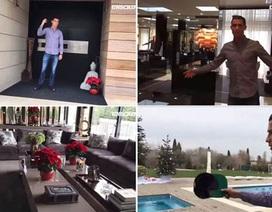 C.Ronaldo rao bán nhà, tính rời Real Madrid?