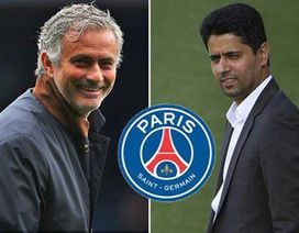 PSG tranh giành Mourinho với MU
