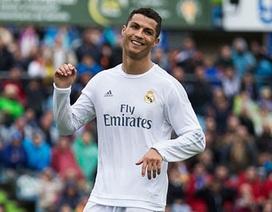 "C.Ronaldo ""khỏe phi thường"" ở tuổi 31"