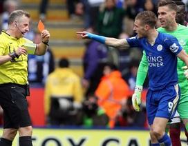 """Cuộc đua vô địch Premier League: Khi Vardy là """"kẻ phản diện"""""""