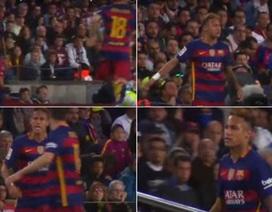 """Neymar dùng ngôn ngữ """"chợ búa"""" để quát mắng đồng đội"""