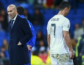 C.Ronaldo chấn thương, Real Madrid lo sốt vó