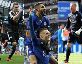 Giá trị đội hình của Leicester City tăng khủng khiếp