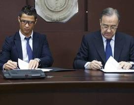 Tương lai của C.Ronaldo dần sáng tỏ