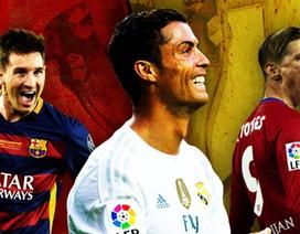 Cuộc đua vô địch La Liga: Căng như dây đàn