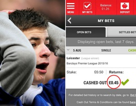 Tiếc 16.000 đồng, fan đặt cược Leicester bỏ qua món hời lớn