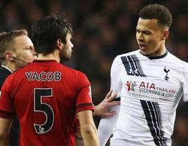 """Trụ cột bị treo giò tới hết mùa, Tottenham """"đầu hàng"""" Leicester?"""