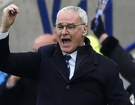 "HLV Ranieri ""bơi trong tiền"" nếu giúp Leicester City vô địch Premier League"