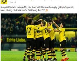 Dortmund gửi lời chúc tới Việt Nam nhân ngày 30/4