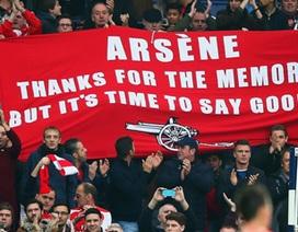 """Wenger: """"Arsenal không vô địch là do… cổ động viên"""""""