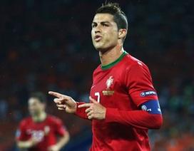 Bồ Đào Nha công bố danh sách dự Euro 2016: Gánh nặng của C.Ronaldo