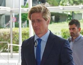 """Torres """"phơi phới"""" hành quân tới Milan dự chung kết Champions League"""