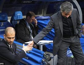 """Mourinho thề không """"đụng chạm"""" tới Pep Guardiola"""