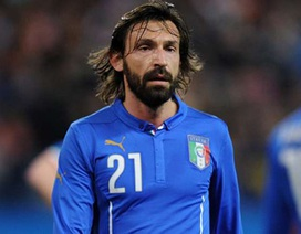 Pirlo chính thức tan mộng dự Euro 2016