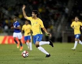 Kaka bất ngờ mất suất dự Copa America vào phút chót