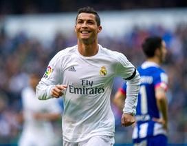 C.Ronaldo sắp nhận lương kỷ lục ở Real Madrid