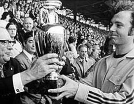 Lịch sử Euro 1972: Dấu ấn Gerd Muller