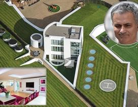 Ngắm căn biệt thự siêu sang Mourinho sắp sở hữu ở Manchester