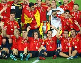 Lịch sử Euro 2008: Kỷ nguyên tiqui-taka